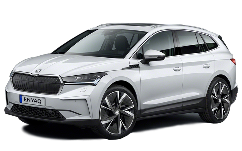 ŠKODA ENYAQ COMING SOON