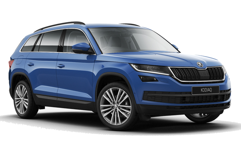 ŠKODA NEW FACELIFT KODIAQ