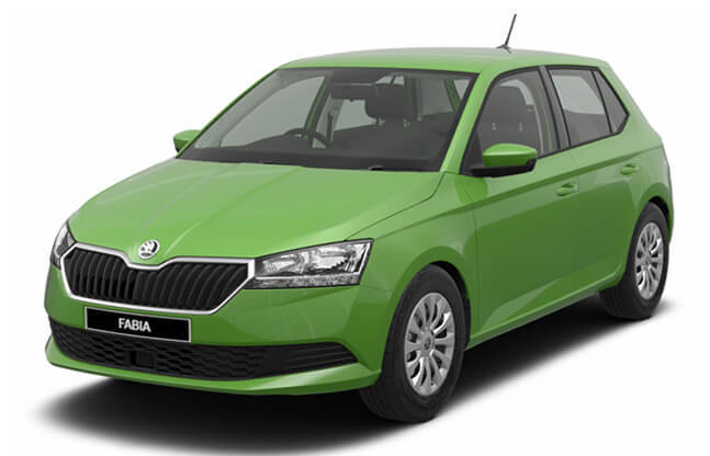 Explore the FABIA Range