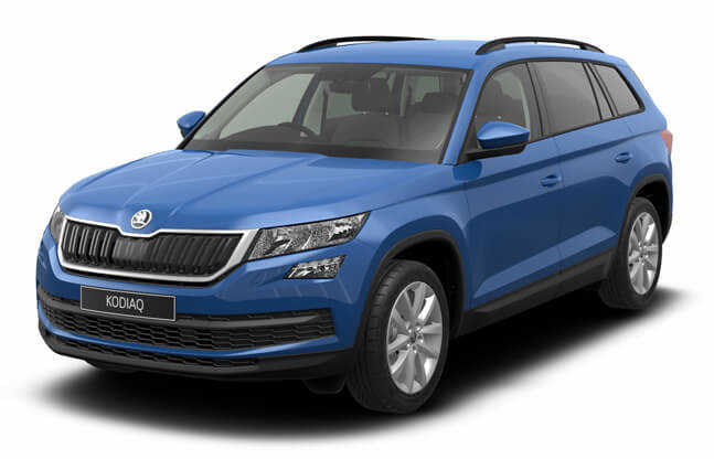 Explore the Kodiaq range