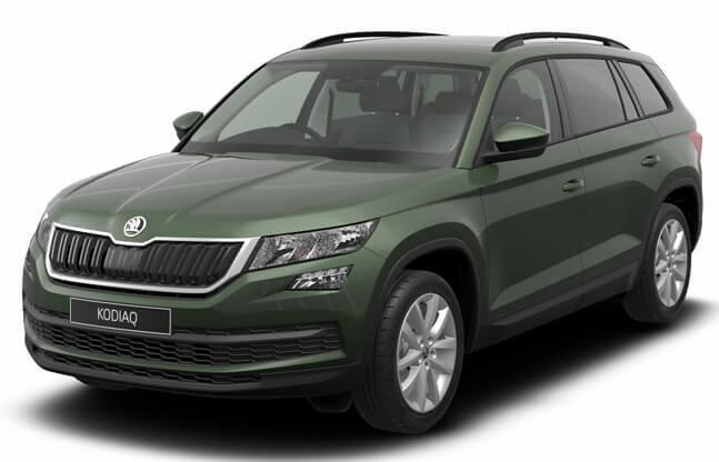 ŠKODA KODIAQ SE DRIVE 1.5 TSI 150PS 7 SEAT