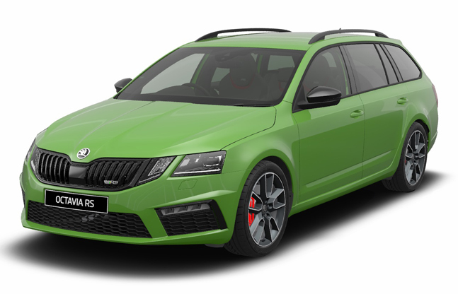 ŠKODA OCTAVIA Estate VRs