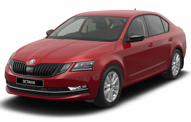 ŠKODA OCTAVIA HATCH SE L 2.0 TSI 150PS