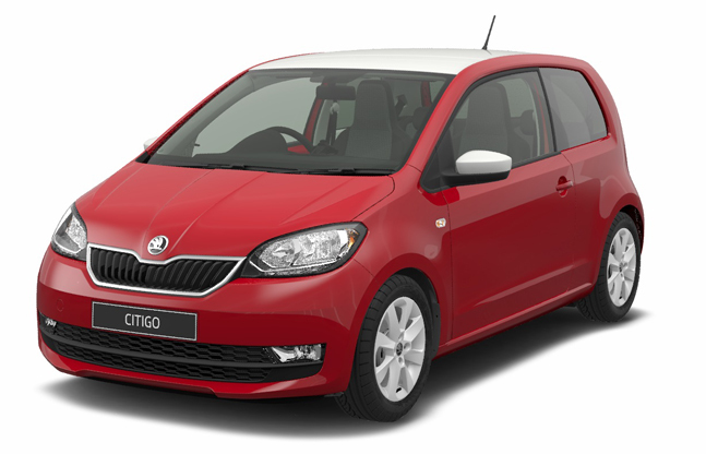 ŠKODA CITIGO COLOUR EDITION 1.0 MPI 60PS
