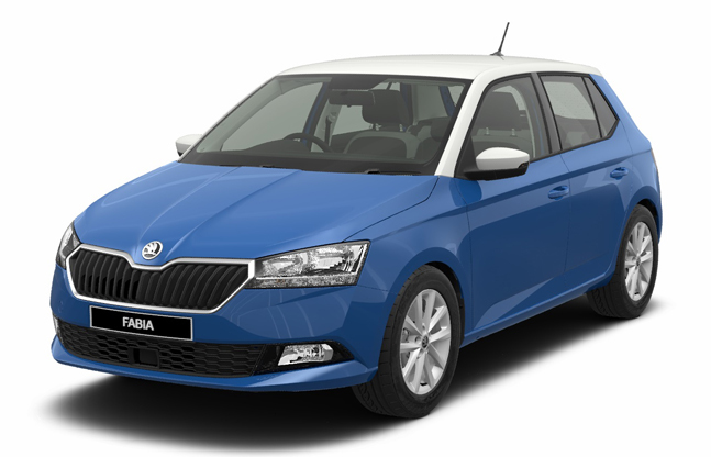 ŠKODA FABIA HATCH SE 1.0 TSI 95PS