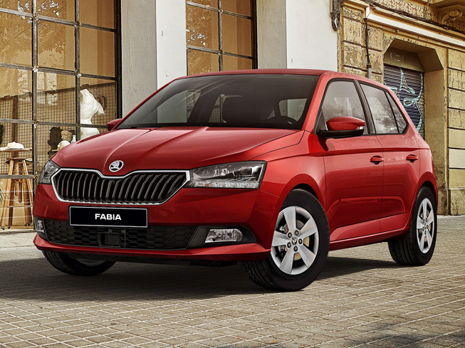 FABIA HATCH 1.0 MPi 60PS S