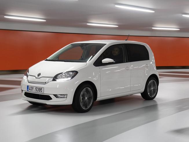 CITIGO e iV 5DR 61KW SE L AUTO